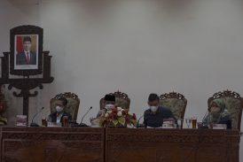 DPRD Gelar Rapat Bersama Dinas Pendidikan Soal PTM