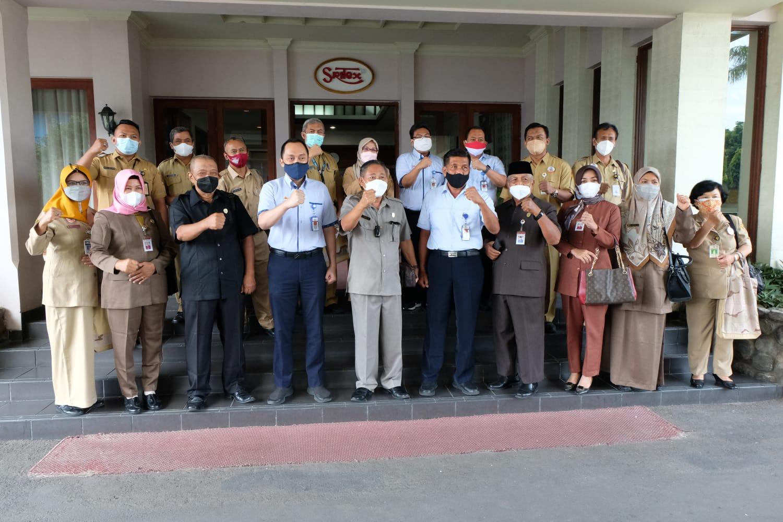 Komisi IV DPRD Kabupaten Sukoharjo Sidak ke PT Sritex